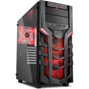 Carcasa desktop sharkoon DG7000 G-Red (4044951019342)