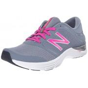New Balance Women's 711 V2 Grey Running Shoes - 6.5 UK/India (40 EU) (8.5 US)