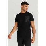 Studio Total T-Shirt Tech Tee Svart