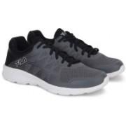 Fila MEMORY FINITY Running Shoes For Men(Grey, Black)