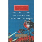 Time Machine, The Invisible Man, The War of the Worlds, Hardcover