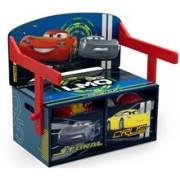 Mobilier 2 In 1 Pentru Depozitare Jucarii Cars Team
