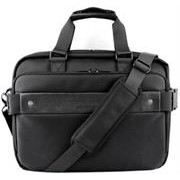 "Macaroni Pelle 15.6"" Soft Messenger Briefcase"