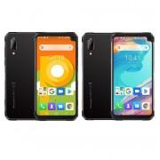 Telefon mobil Blackview BV6100 IPS 6.88inch 3GB RAM 16GB ROM Android 9.0 Helio A22 PowerVR GE8300 Quad Core 5580mAh Dual Sim