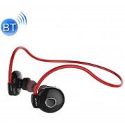 Awei A845bl Deportes Csr4.1 Auricular Bluetooth Wireless En La Oreja Los Auriculares Con Microfono Para IPhone, Samsung, Huawei, Xiaomi, HTC Y Otros Smartphones, Todos Los Dispositivos De Audio (rojo)