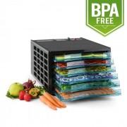 Fruit Jerky 6 Basic Voedseldroogmachine Dehydrator Droogautomaat 630W 6 schappen