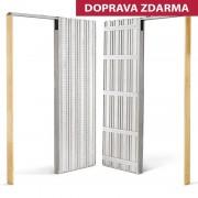 ERKADO Stavební pouzdro jednokřídlé do ZDI 900x1970 mm