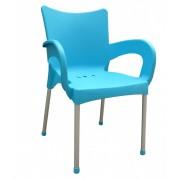 Baštenska stolica Smart, tirkiz