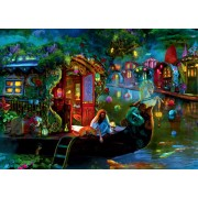 Ravensburger Wanderers Cove 1000 Piece Jigsaw Puzzle for Adults – Every Piece is Unique, Softclick Technology Means Pieces Fit Together Perfectly