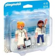 Set Playmobil 2 Figurine Ofiteri Nava de Croaziera
