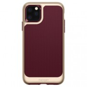 Husa Premium Originala Spigen Neo Hybrid iPhone 11 Pro Max Burgundy