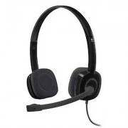 Logitech PC headset 3.5 mm jack Corded, Stereo Logitech H151