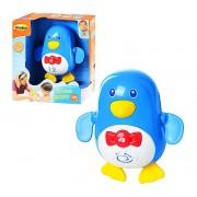 Jucarie de baie muzicala Winfun, Pinguin care canta si inoata