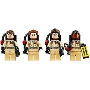 LEGO Ghostbusters Set of all 4 LOOSE Minifigures [Stanz, Venkman, Zeddemore Spengler] by Cuusoo Ghostbusters