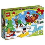 Lego duplo le avventure di babbo natale 10837