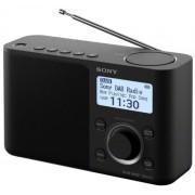 Radio Portabil Sony XDR-S61D, DAB+/DM (Negru)