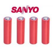 Baterija Sanyo Li-ion NCR 18650GA 3450mAh