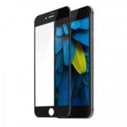 SET Husa protectie din silicon negru Gel TPU + Folie sticla 6D Neagra IPHONE 7 PLUS
