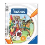 Ravensburger tiptoi de wereld van de ridders