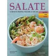Salate. O reteta pentru fiecare zi din an. Vol.2 Aprilie Mai Iunie