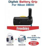 Digitek Battery Grip Nikon D800