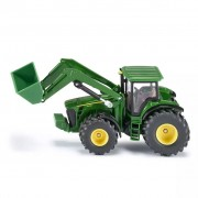 Siku Traktor med frontlastare John Deere 1:50 541792