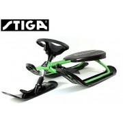 STIGA - Шейна Snowracer FSR GT Green