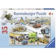 Puzzle Aeroport Ocupat 35 Piese