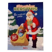 DeOnlineDrogist.nl Speelgoed Kerstmis Glitterstickers Boek