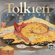 Tolkien: Treasures, Paperback/Catherine McIlwaine