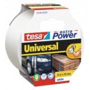 tesa Opravná páska Extra Power Universal, textilné, silne lepivá, biela, 50m x 50mm 56389-00002-06