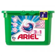 Capsule de detergent gel Ariel Pods Touch of Lenor 15*29ml