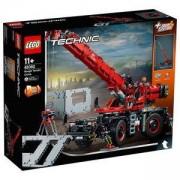 Конструктор Лего Техник - Кран за пресечен терен, LEGO Technic, 42082