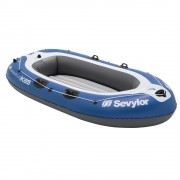 Pachet Promo Barca Sevylor Caravelle KK85 cu Set 2 vasle aluminiu Sevylor AV150