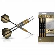 XQmax Darts Dart set Falcon 21 g messing staal 3 st QD1103160
