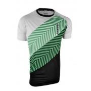 Pentru bărbaţi ciclism cămașă Silvini Seveso MT610 negru-pădure