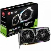 MSI Video Card NVidia GeForce GTX 1660 Ti GAMING GDDR6 6GB/192bit, 1770MHz/12000MHz, PCI-E 3.0 x16, 3xDP, HDMI, Twin Frozr VII Cooler LEDDouble Slot, RGB Mystic Light, Backplate, Retail