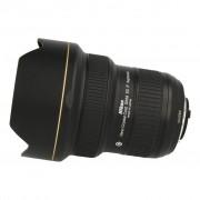 Nikon AF-S 14-24mm 1:2.8 G ED NIKKOR negro - Reacondicionado: muy bueno 30 meses de garantía Envío gratuito