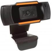 Cámara USB con cámara de enfoque manual 720P con micrófono