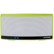 Boxa Portabila Blaupunkt BT10GR, Bluetooth, FM Radio, power bank 1300 mAh, NFC (Verde)