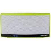 Boxa Portabila Blaupunkt BT10GR, Bluetooth, FM Radio, power bank 1300 mAh, NFC (Verde)