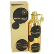 Montale Dark Aoud Eau De Parfum Spray 3.4 oz / 100.55 mL Men's Fragrances 536029