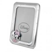 cornice portafoto in argento minnie mouse 9x13 cm