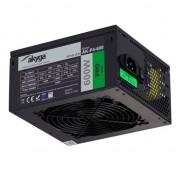Sursa alimentare Akyga Pro Semi-Modular ATX Power Supply 600W AK-P4-600 Fan12cm P8 5xSATA 2xPCI-E