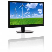 Philips Monitor Led Ips 23,8'' wide 241s6qymb 14ms multimediale 0.274 full hd nero vga dvi vesa