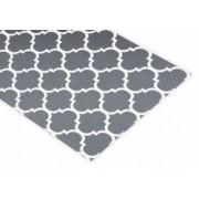 Běhoun na stůl maroko šedé Rozměr ubrusu 40 x 180cm