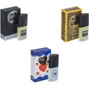 Skyedventures Set of 3 Kabra Black-Kabra Yellow-Younge Heart Blue Perfume