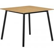 Mayer Sitzmöbel Tisch myTilda quadratisch eiche transparent - Mayer Sitzmöbel