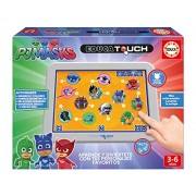 PJ MASKS Touch Junior, Toy Educational (Educa Borrás 17430)
