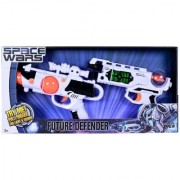 Space Wars Series Planet Of Toys Space Weapon Set 2 Guns 24Cms 26Cms Combo